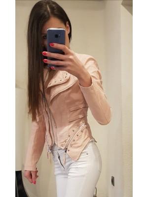 Ramoneska różowa ala Valentino M