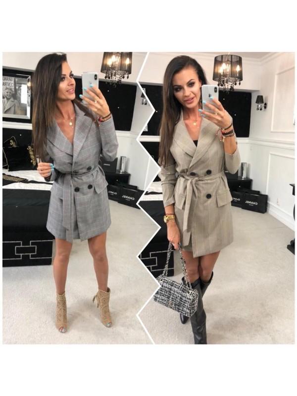 sukienko-płaszcz