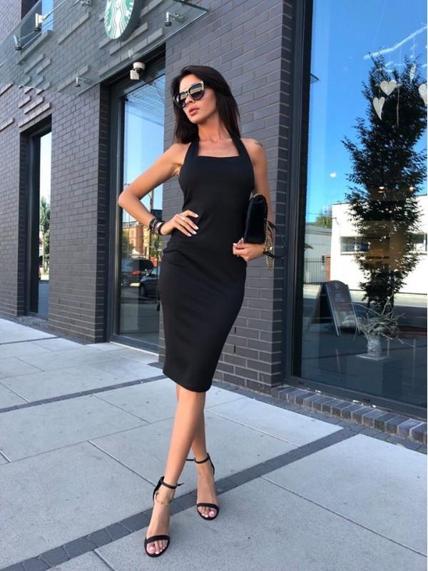 sukienka elegant czarna