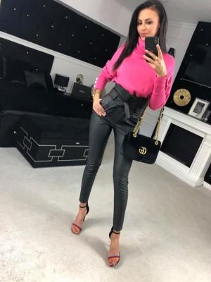 spodnie babylon czarne m