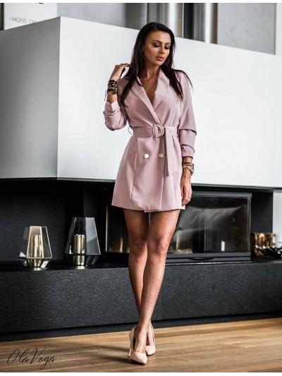 sukienka żakietowa Balmain s