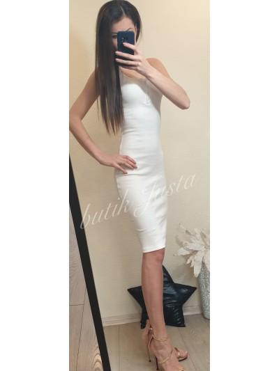 sukienka lena biała