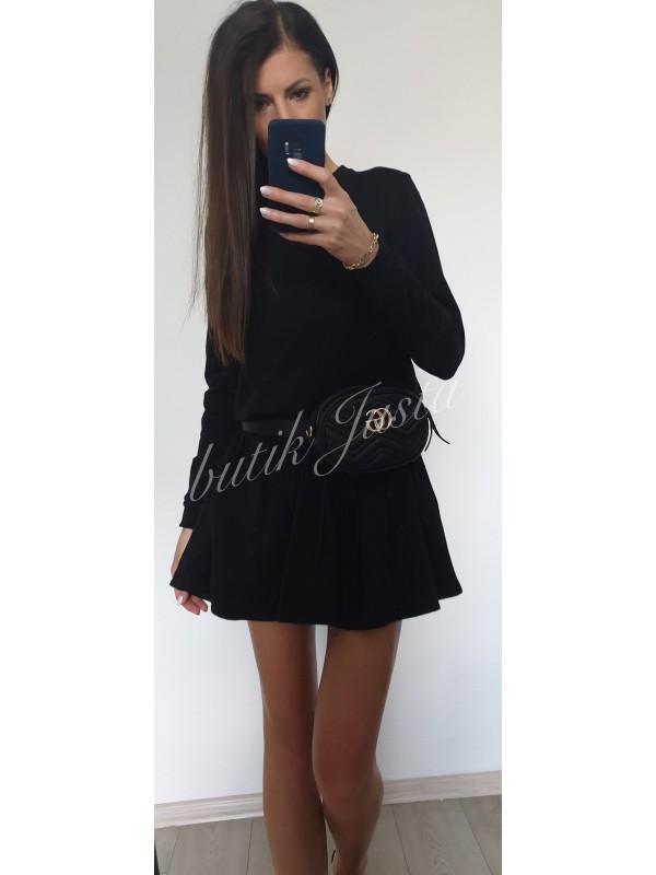 sukienka master czarna rozmiar 1