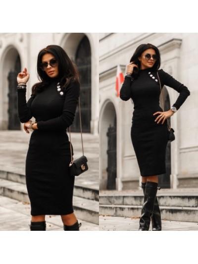 sukienka lexi czarna