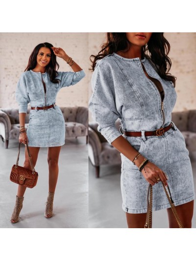 sukienka  jeans village  M