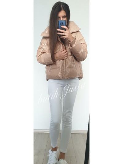 spodnie białe m