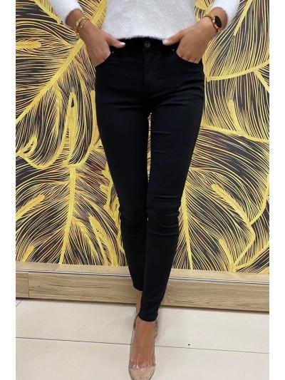 spodnie czarne m