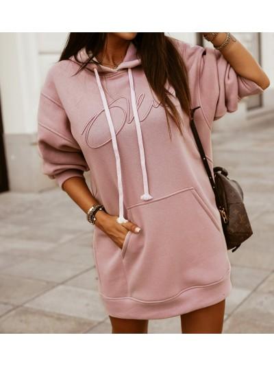bluzo-sukienka o la voga