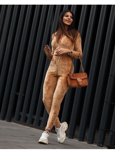 komplet comfort look m camel