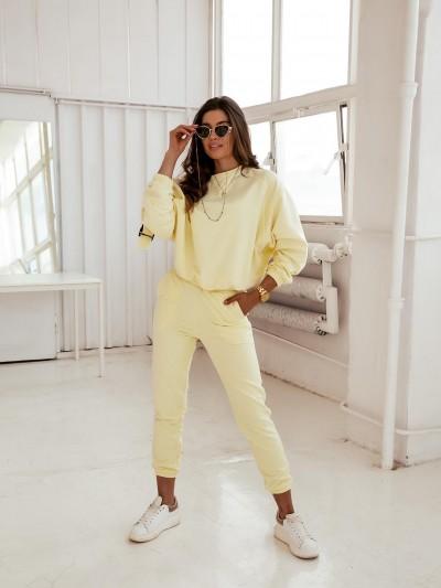 dres kliki żółty