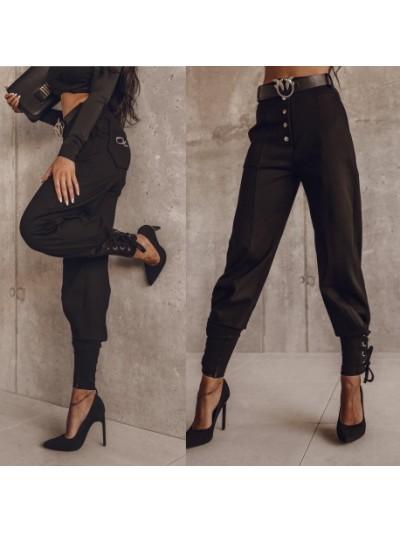 spodnie marant m czarne